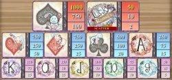 Tabla de pagos de la tragaperras online Lucky Rabbit's Loot