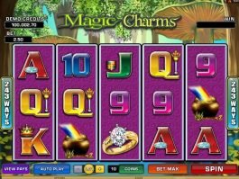 Slot Magic Charms free online