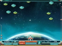 Max Damage and the Alien Attack free online game