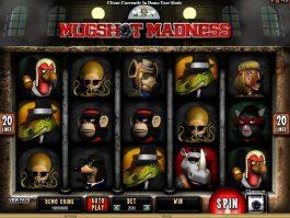 Slot Mugshot Madness free online