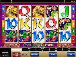 Slot Oriental Fortune free online