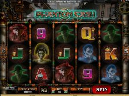 Slot machine Phantom Cash free online