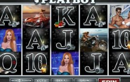 Slot machine Playboy free online