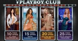 Online slot machine Playboy for fun