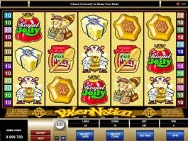 Pollen Nation online free slot game