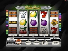 Free online slot Retro Reels