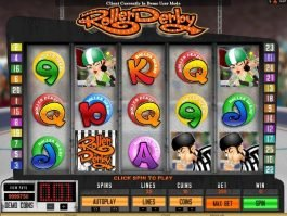 Roller Derby casino free slot game
