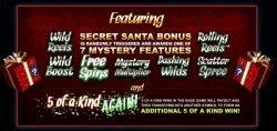 Santa Secret, juego de casino online