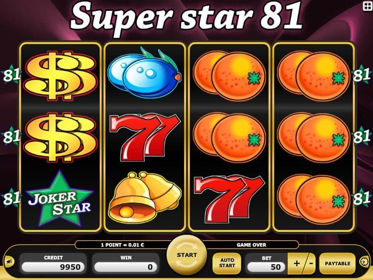 Super Star DJ Slot Machine - Play Now for Free or Real Money