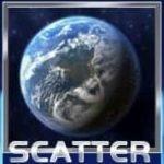 Free Fantastic four slot´s scatter symbol