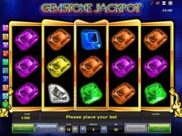 Slot machine Gemstone Jackpot free online