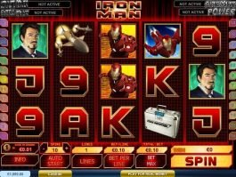 Online free online slot Iron Man
