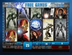 Ironman 2 Casino slot Free Games