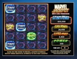 Marvel Jackpot