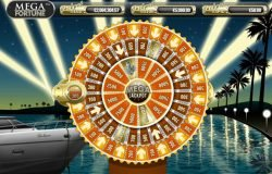 Mega Fortune - Wheel of Fortune