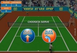 Tragamonedas de casino Tennis Stars