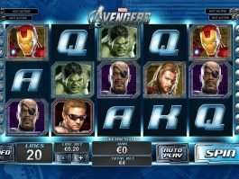 Free slot game The Avengers