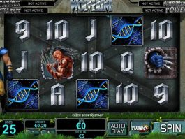 Slot Woverine for free online