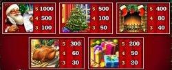Free slot machine game Deck the Hall