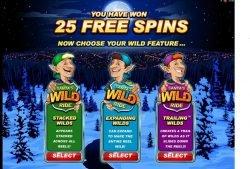 Online free casino slot Santa´s Wild Ride
