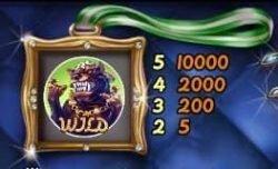 Diamond Dogs slot machine Wild symbol
