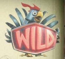Wild Symbol of Eggomatic Free Slot Game