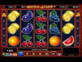 Free slot machine Extra Stars online