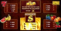 Online free slot machine Flaming Hot