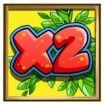 Wild 2x multiplier