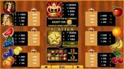 Joc de aparate gratis online Fruits Kingdom