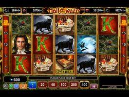 Free casino slot game Halloween