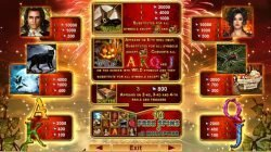 Online free casino slot game Halloween