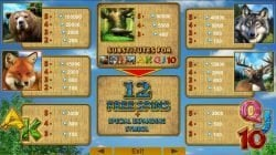 Free online casino slot Majestic Forest