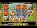 Play free casino slot machine Rainbow Queen