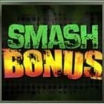 Smash Bonus from online casino slot machine The Incredible Hulk