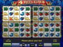 Online free casino slot machine 4 Reel Kings