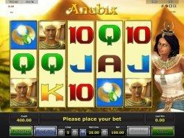 Anubix online free slot no deposit