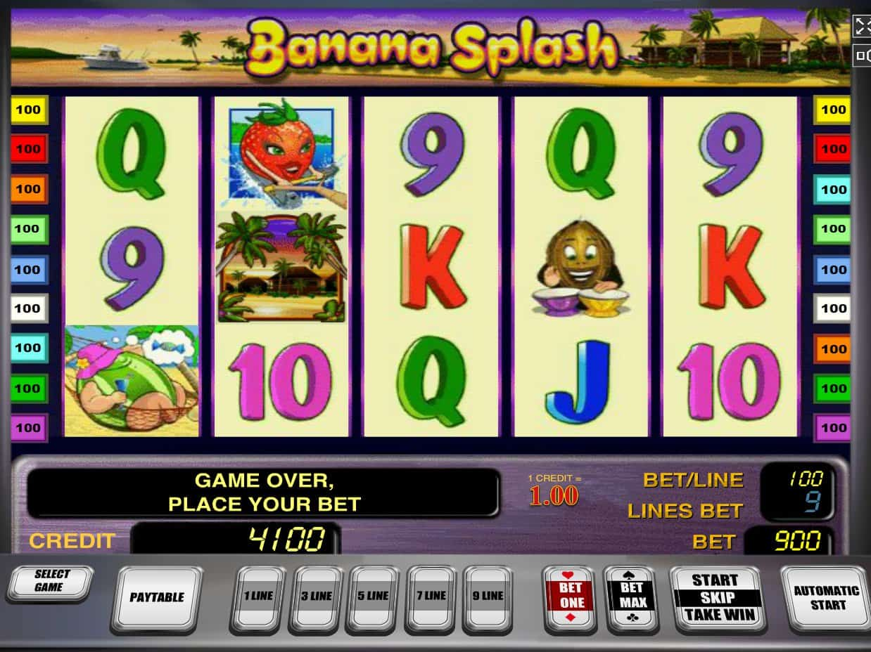 Spiele Banana Splash - Video Slots Online