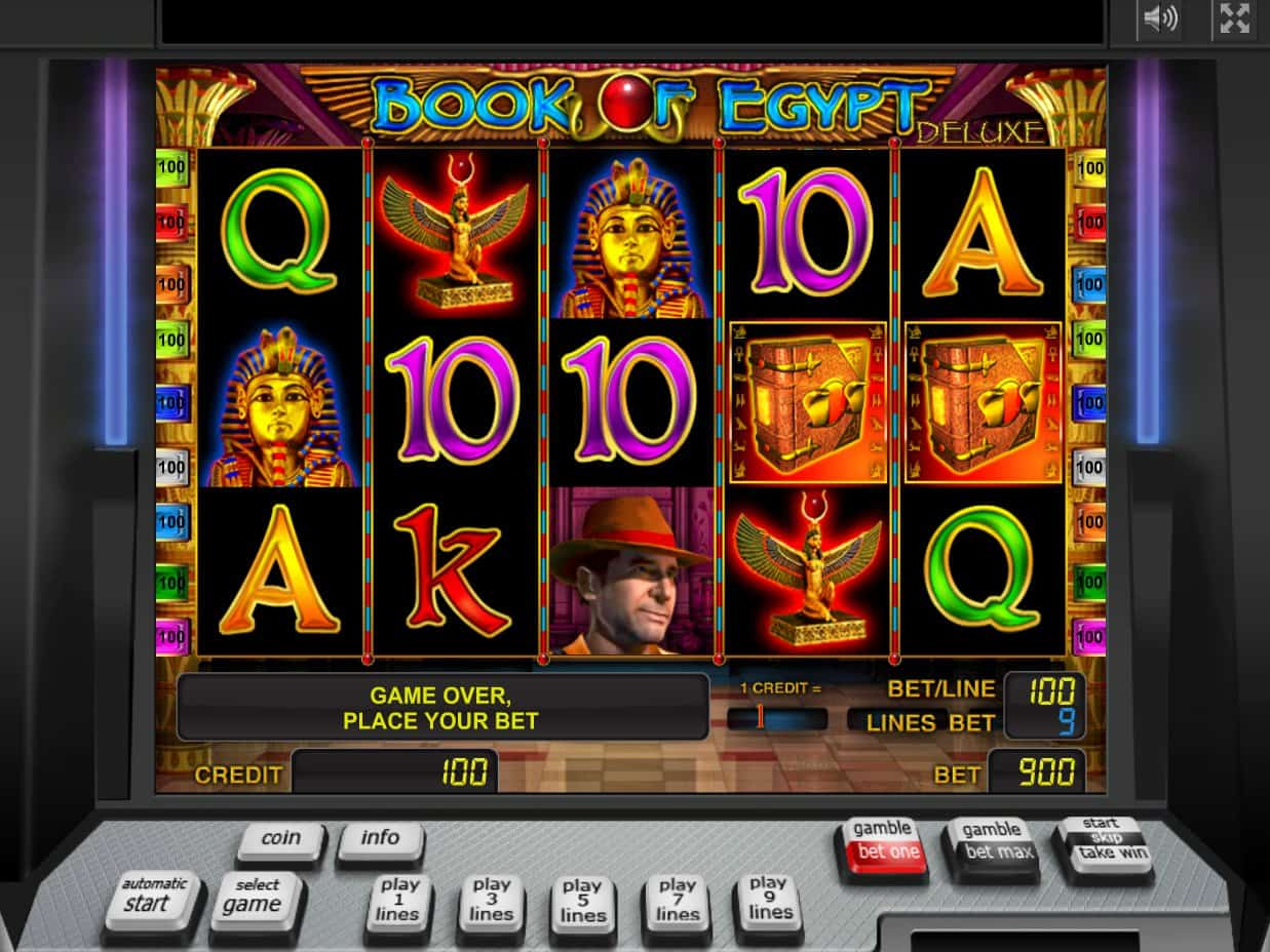 Ramses Book™ Slot Machine Game to Play Free in Bally Wulffs Online Casinos