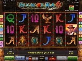 Free online casino slot Book of Ra 6