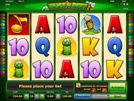 Online casino slot Bugs'n Bees