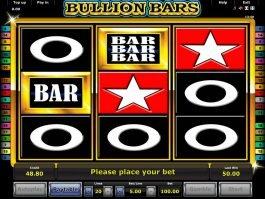 Free casino slot game Bullion Bars