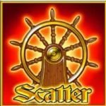 Scatter symbol - free slot machine Captain Venture online