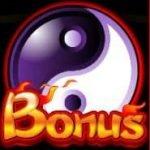 Free casino slot Dragon's Wild Fire - bonus symbol