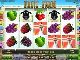 Free online slot Fruit Farm no registration