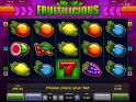 Fruitilicious free casino slot machine