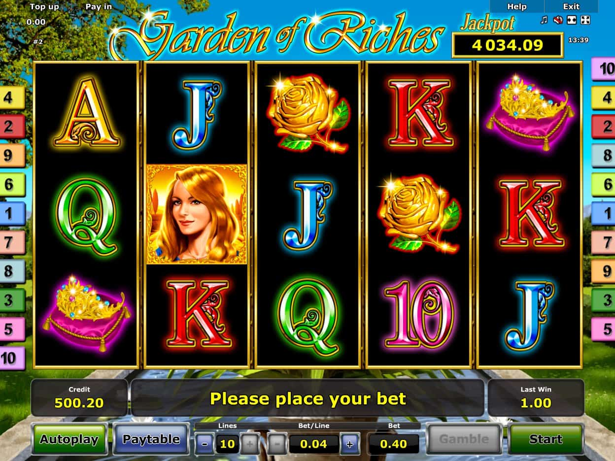 Spiele Riches In The Rough - Video Slots Online