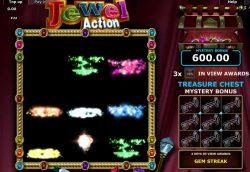 Máquina tragamonedas de casino Jewel Action