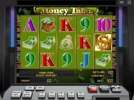 Play free online slot Money Talks