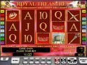 Play free casino slot Royal Treasures online